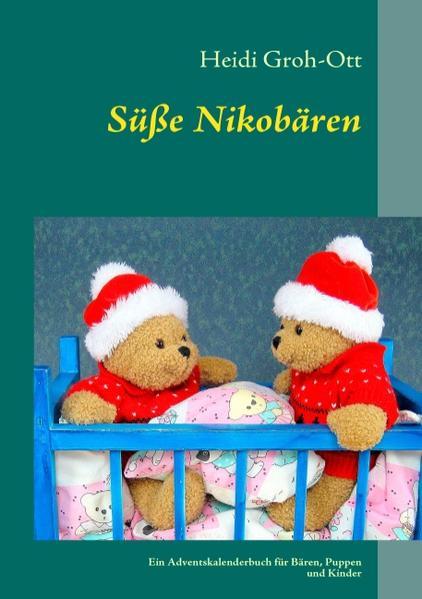 Süße Nikobären als Buch