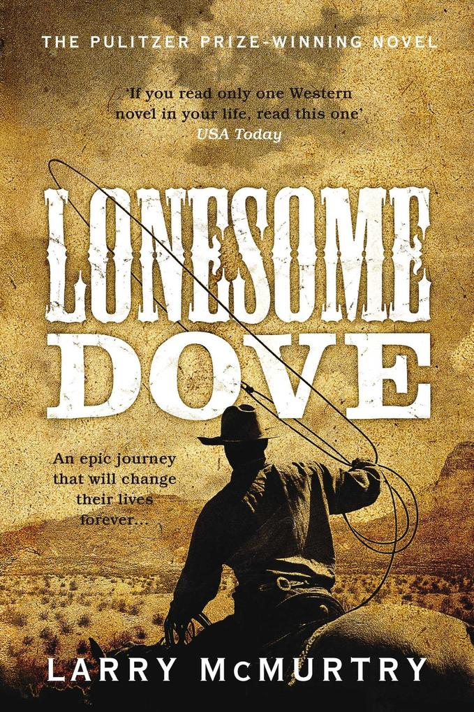 Lonesome Dove als Taschenbuch