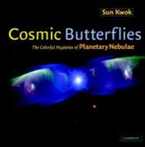 Cosmic Butterflies als Buch
