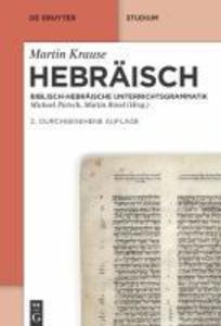 Hebräisch als eBook pdf