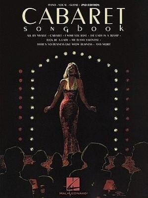 Cabaret Songbook als Taschenbuch