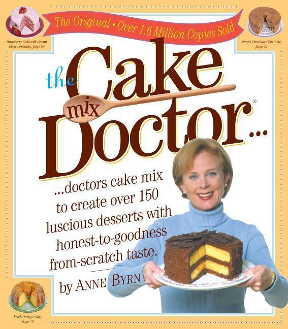 The Cake Mix Doctor... als Taschenbuch