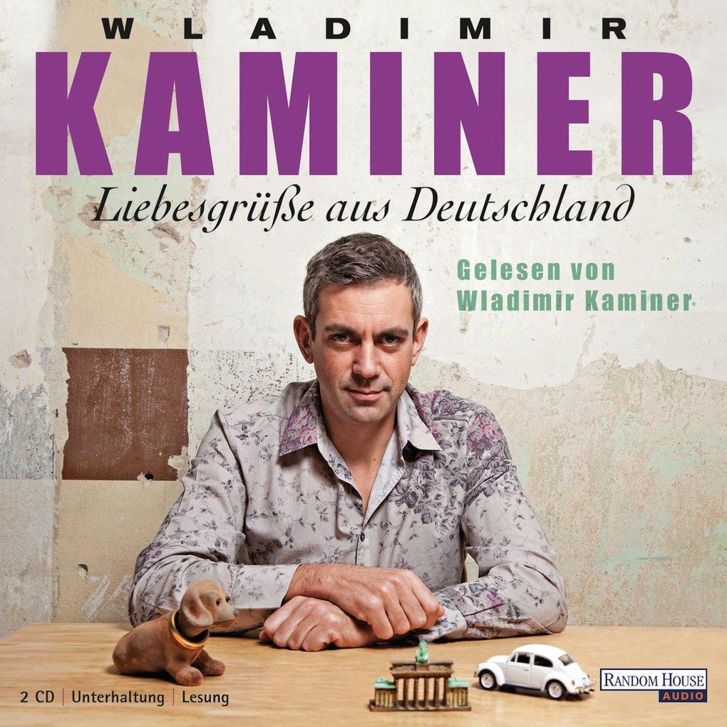 Liebesgrüße aus Deutschland als Hörbuch Download