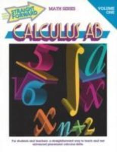 CALCULUS AB VOL 1 als Taschenbuch
