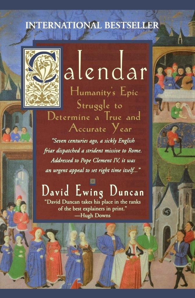 Calendar als Buch
