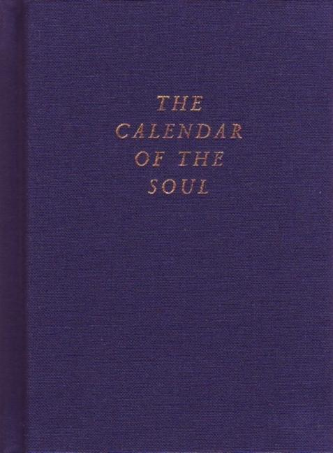 Calendar of the Soul als Buch