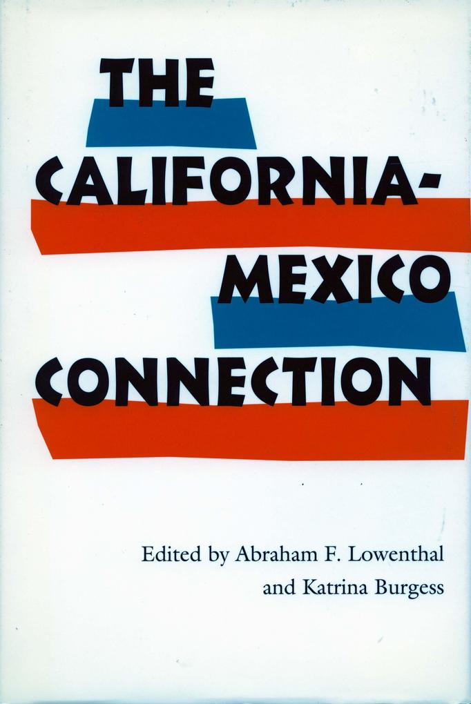 The California-Mexico Connection als Taschenbuch