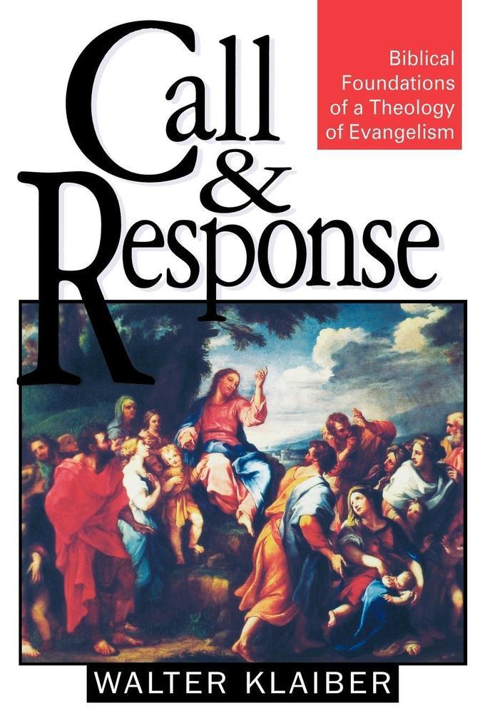 Call and Response als Taschenbuch