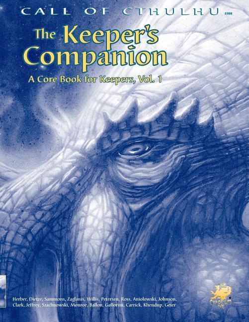 The Keeper's Companion Vol. 1 als Taschenbuch