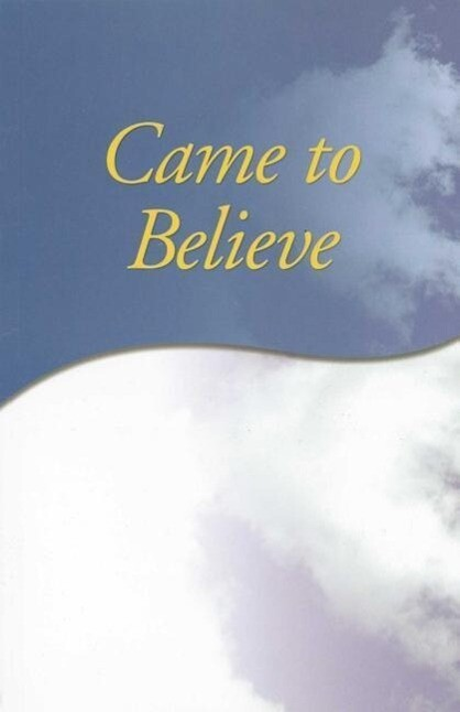 Came to Believe Trade Edition als Taschenbuch