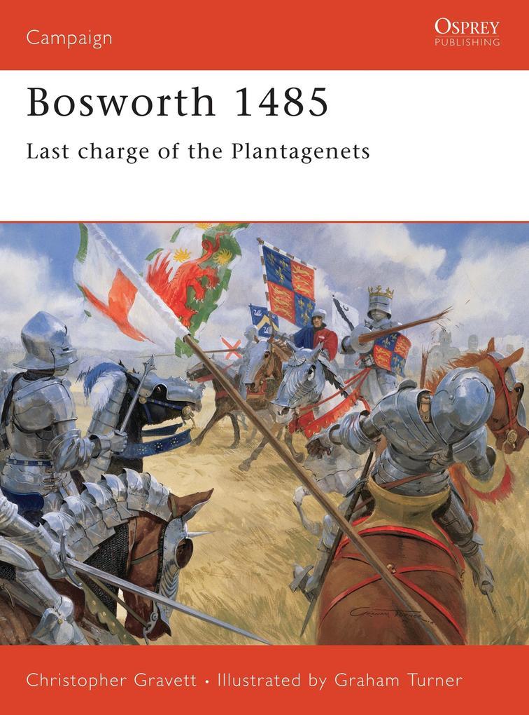 Bosworth, 1485 als Taschenbuch
