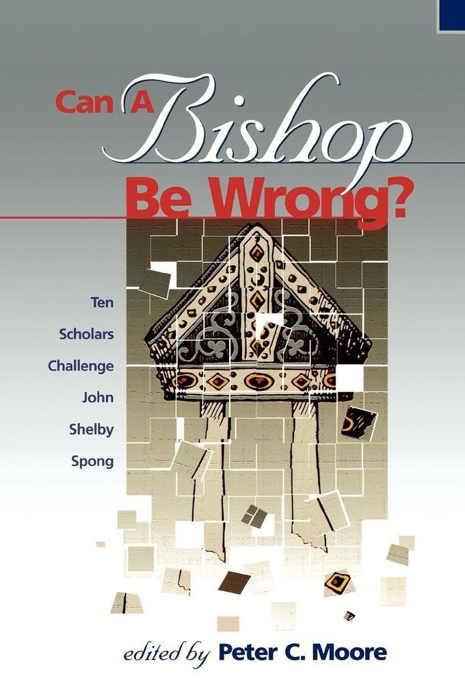 Can a Bishop Be Wrong? als Taschenbuch