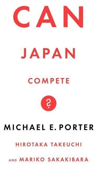 Can Japan Compete? als Buch