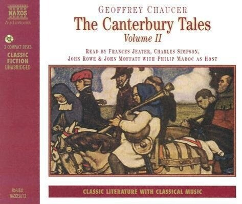 The Canterbury Tales als Hörbuch