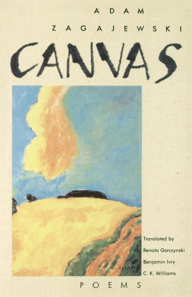 Canvas: Poems als Taschenbuch