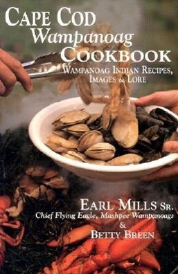 Cape COD Wampanoag Cookbook als Taschenbuch