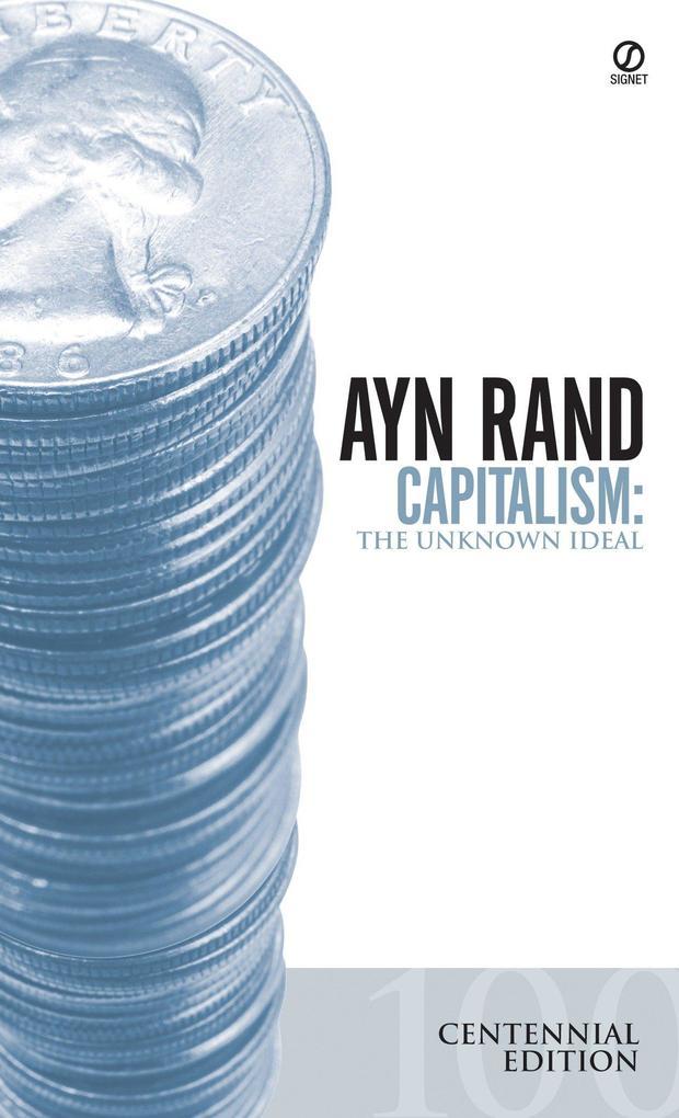 Capitalism: The Unknown Ideal (50th Anniversary Edition) als Taschenbuch