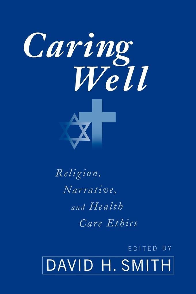 Caring Well als Taschenbuch