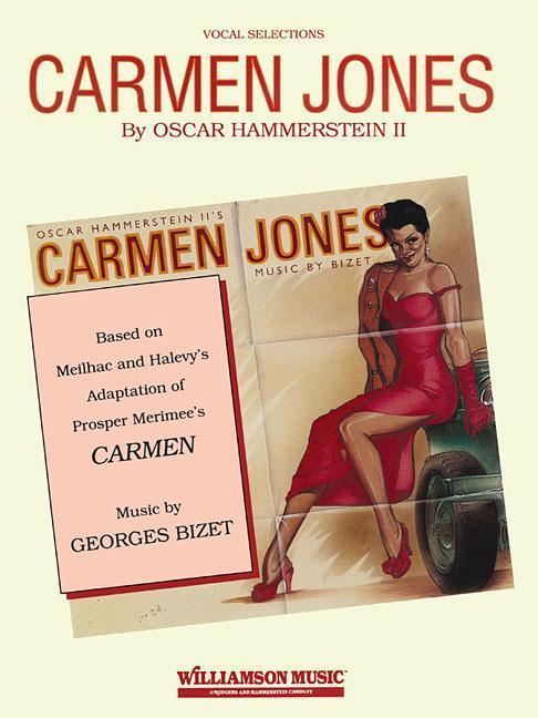 Carmen Jones als Taschenbuch