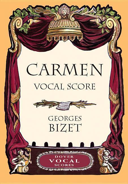 Carmen Vocal Score als Taschenbuch