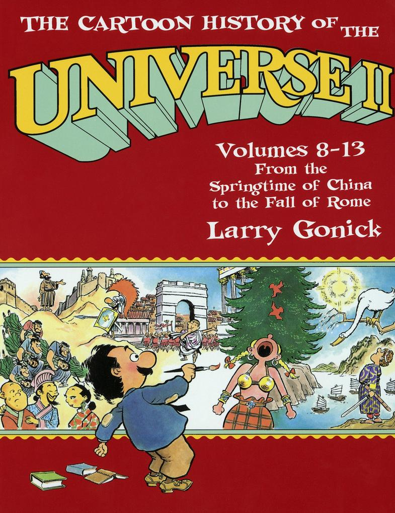 The Cartoon History of the Universe als Taschenbuch