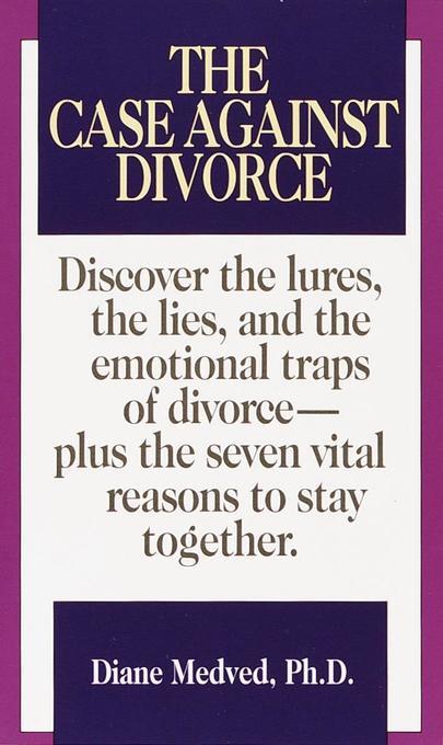 Case Against Divorce als Taschenbuch