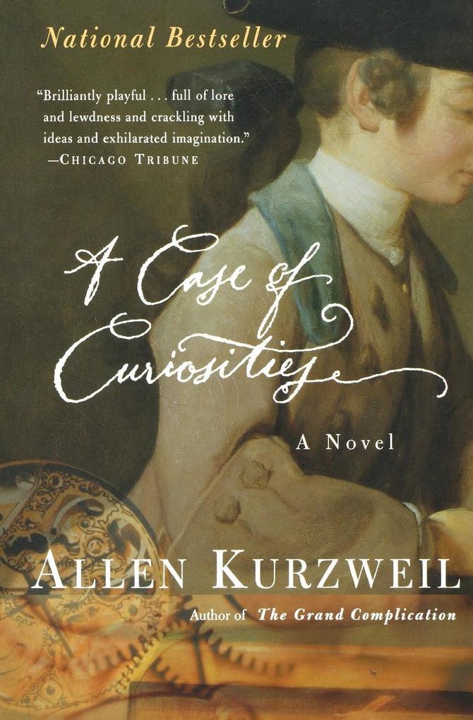 A Case of Curiosities als Taschenbuch