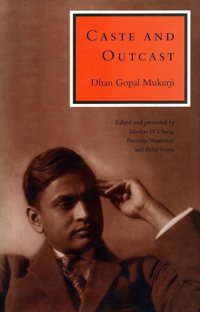 Caste and Outcast als Taschenbuch