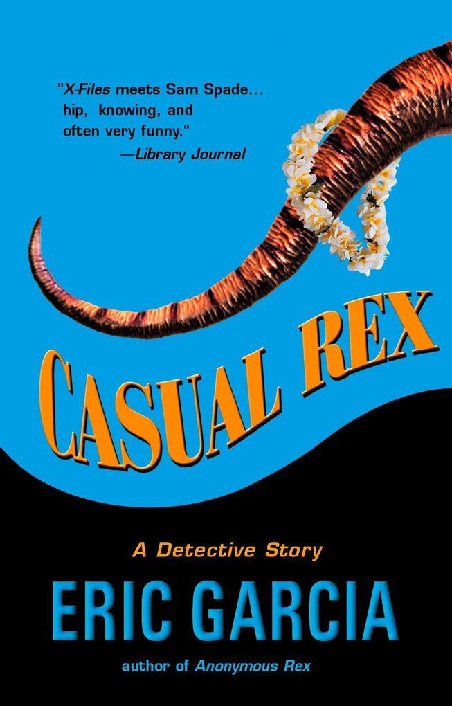 Casual Rex als Taschenbuch