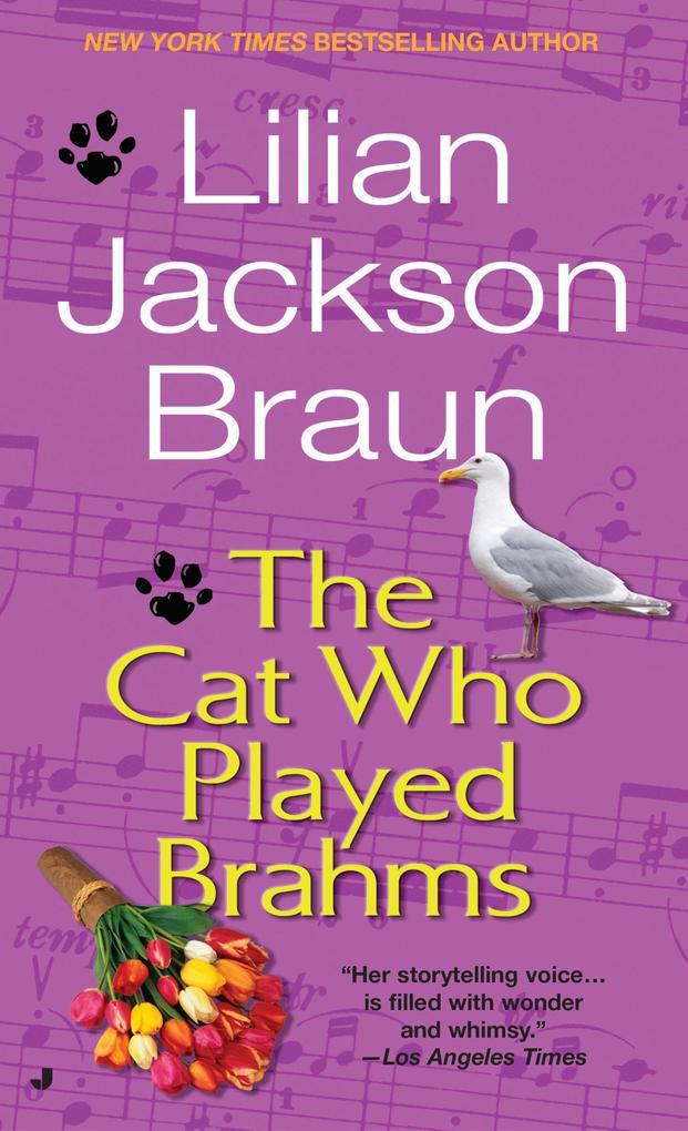 The Cat Who Played Brahms als Taschenbuch