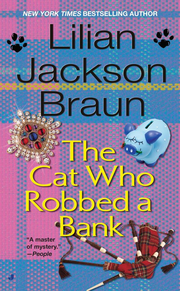 The Cat Who Robbed a Bank als Taschenbuch