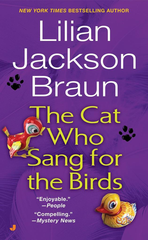 The Cat Who Sang for the Birds als Taschenbuch