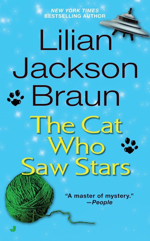 The Cat Who Saw Stars als Taschenbuch