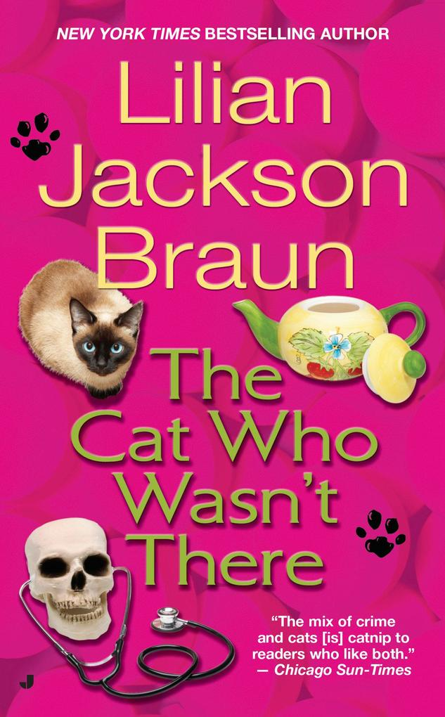 The Cat Who Wasn't There als Taschenbuch