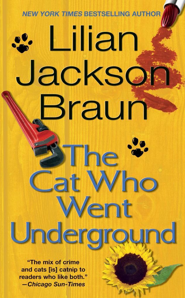 The Cat Who Went Underground als Taschenbuch