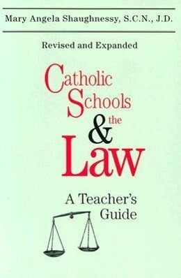 Catholic Schools and the Law: A Teacher's Guide als Taschenbuch