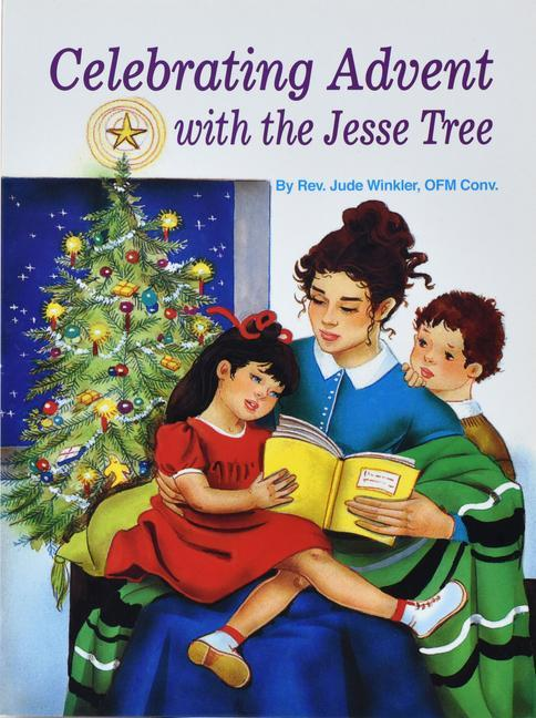 Celebrating Advent with the Jesse Tree als Taschenbuch