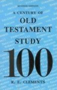 CENTURY OF OT STUDY als Taschenbuch