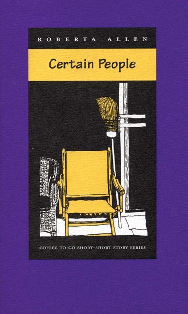 Certain People als Taschenbuch