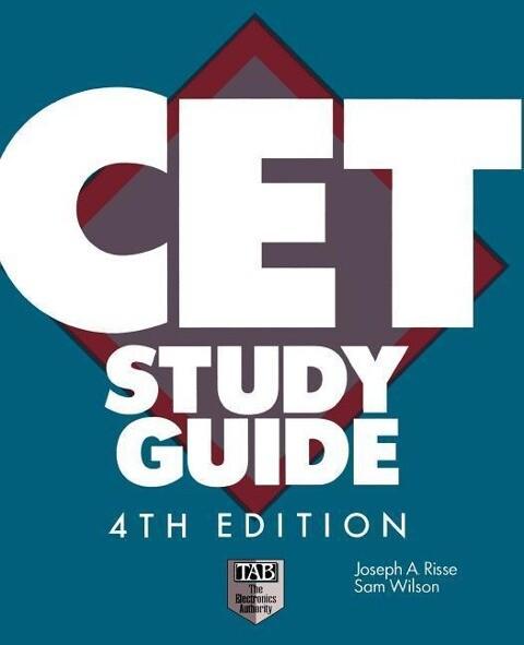 CET Study Guide als Taschenbuch