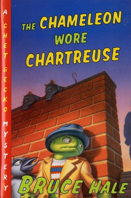 The Chameleon Wore Chartreuse als Taschenbuch