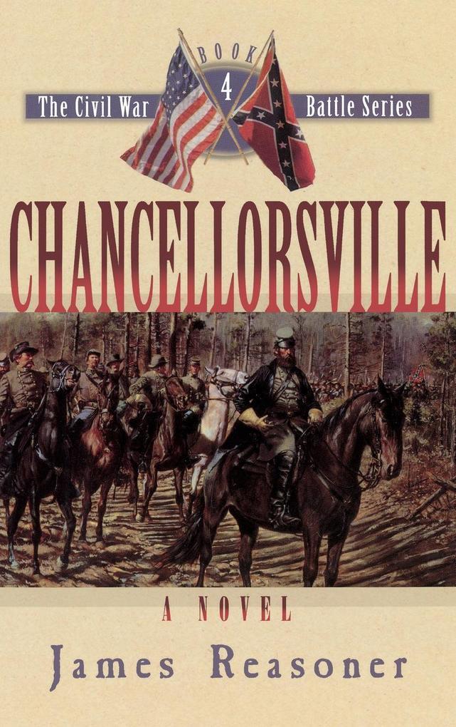 Chancellorsville als Buch