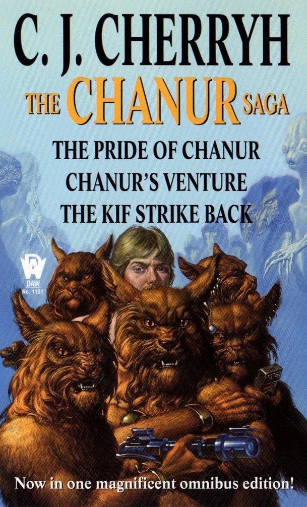The Chanur Saga als Taschenbuch