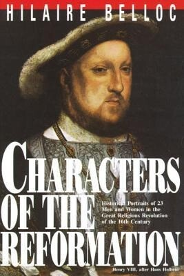 Characters of the Reformation als Taschenbuch