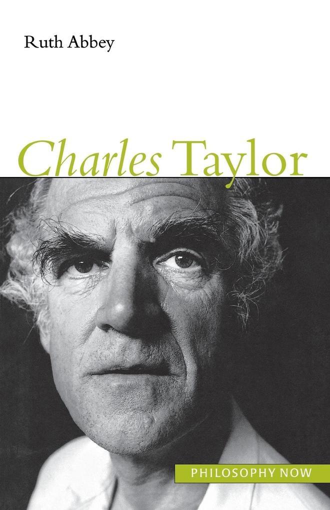 Charles Taylor als Taschenbuch