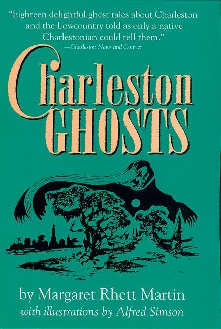 Charleston Ghosts als Buch