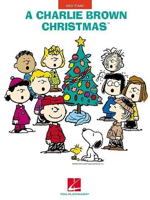 A Charlie Brown Christmas: Easy Piano als Taschenbuch