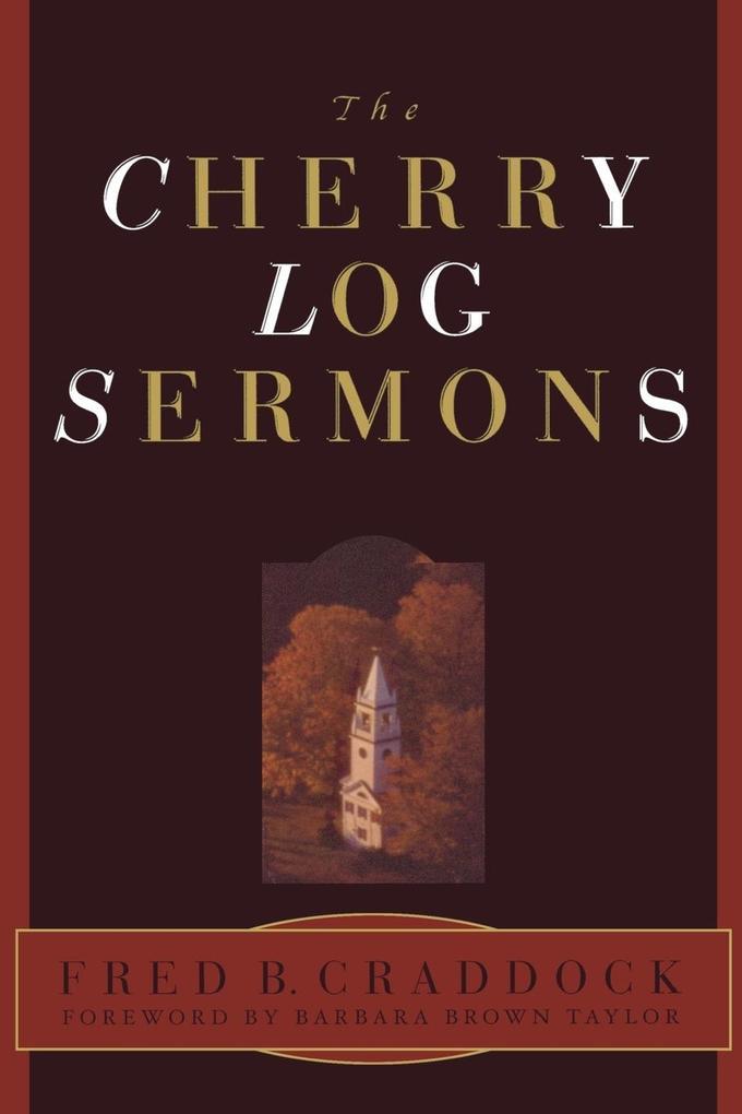Cherry Log Sermons als Taschenbuch