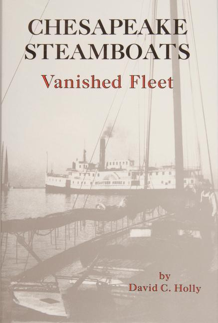 Chesapeake Steamboats als Buch