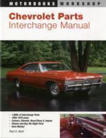 Chevrolet Parts Interchange Manual 1959-1970 als Taschenbuch